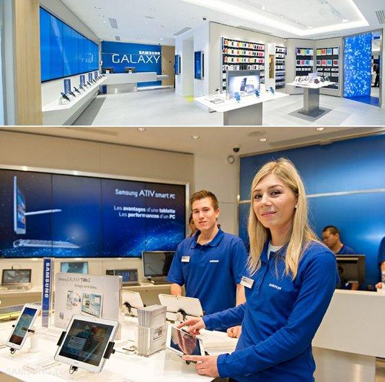 First-Samsung-Mobile-Store-Paris