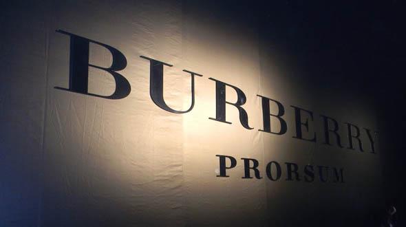 Burberry-Prorsum-Logo
