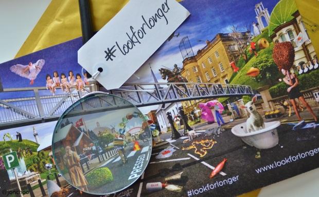 lookforlonger sneak peek Look for Longer London Tube Underground