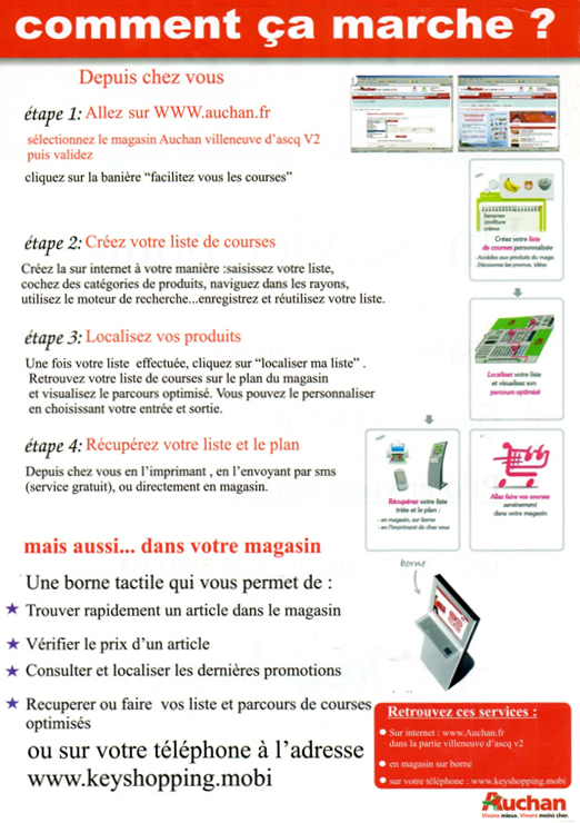 Carrefour coupons personnalises