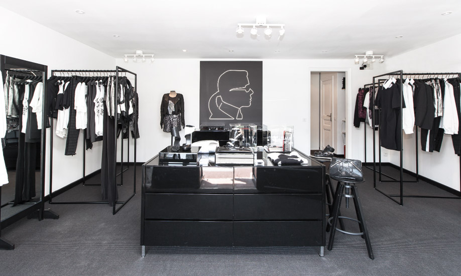 Concept Store Karl Largerfeld